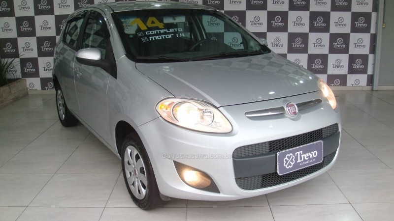 palio 1.0 mpi attractive 8v flex 4p manual 2014 taquara