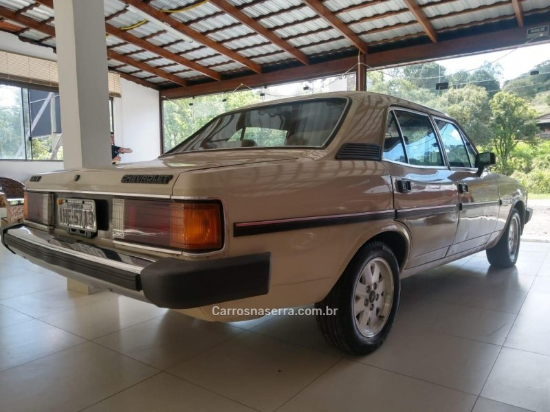 OPALA 4.1 COMODORO SL/E 12V GASOLINA 4P MANUAL - 1985 - FARROUPILHA