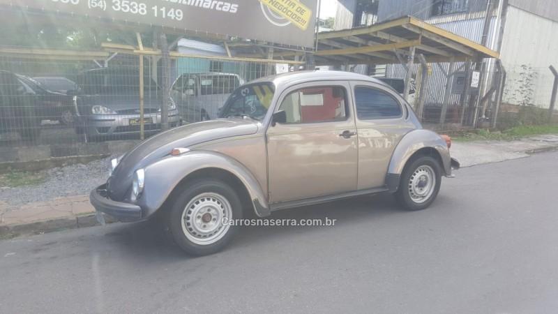fusca 1.6 8v gasolina 2p manual 1996 caxias do sul