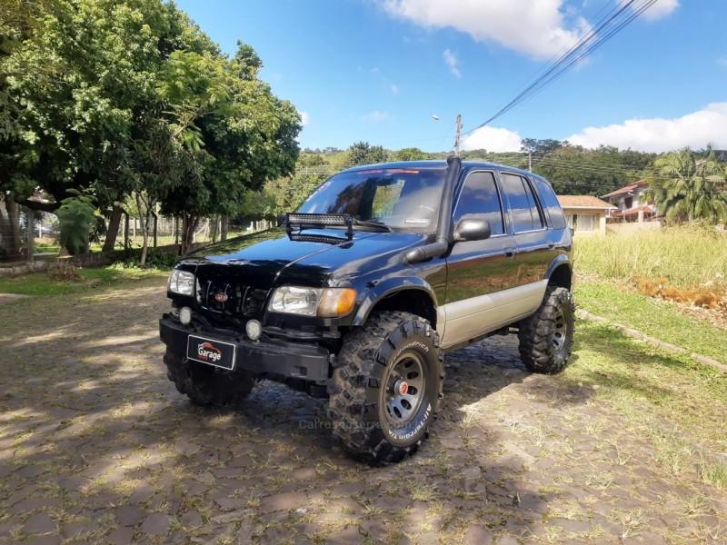 sportage 2.0 mrdi 4x4 16v gasolina 4p manual 1999 parobe