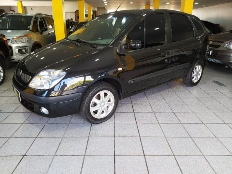 scenic 1.6 expression 16v flex 4p manual 2008 caxias do sul
