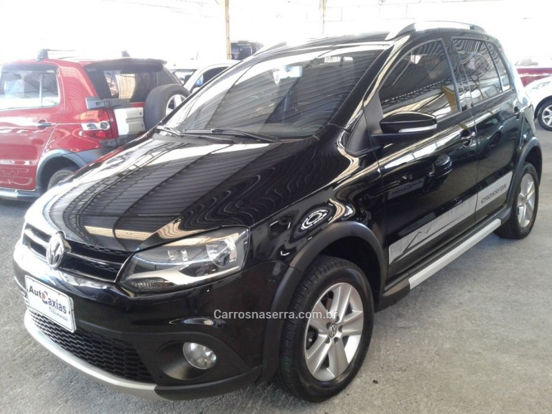 crossfox 1.6 mi flex 8v 4p manual 2011 caxias do sul