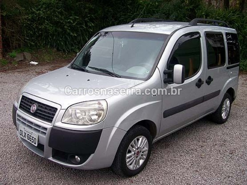 doblo 1.8 mpi essence 16v flex 4p manual 2013 caxias do sul
