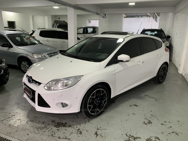 focus 2.0 titanium plus 16v flex 4p powershift 2015 bento goncalves