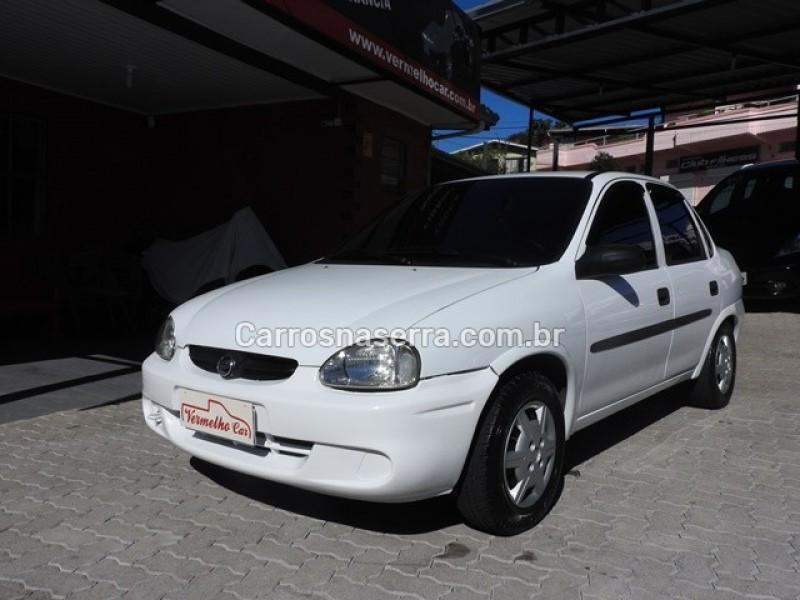 corsa 1.6 mpfi classic sedan 8v gasolina 4p manual 2006 caxias do sul