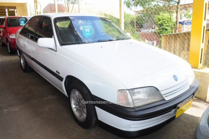 omega 2.0 mpfi gl 8v gasolina 4p manual 1994 caxias do sul