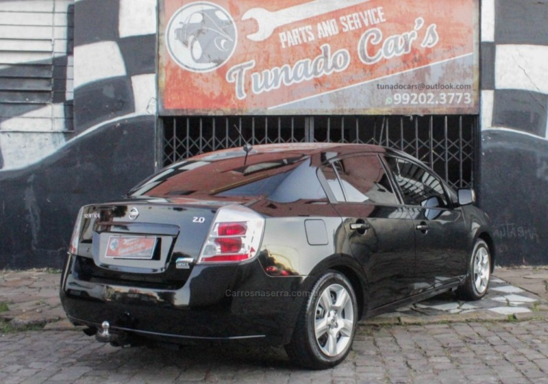 SENTRA  - 2009 - CAXIAS DO SUL