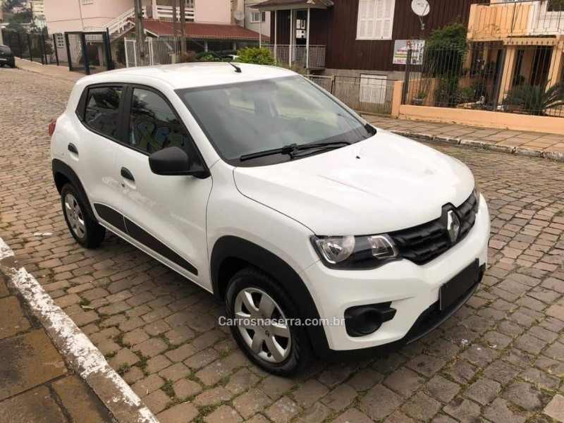 kwid 1.0 12v sce flex zen manual 2019 bento goncalves