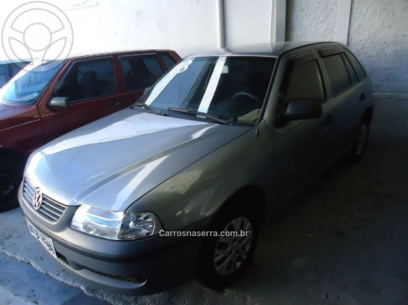 gol 1.0 mi city 8v gasolina 4p manual g.iii 2003 caxias do sul