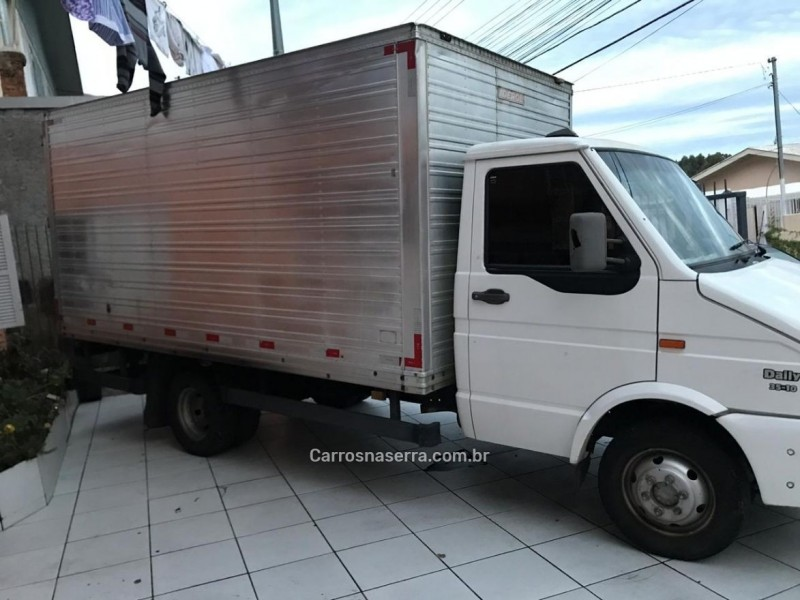 daily 35.10 chassi cabine diesel manual 2005 caxias do sul