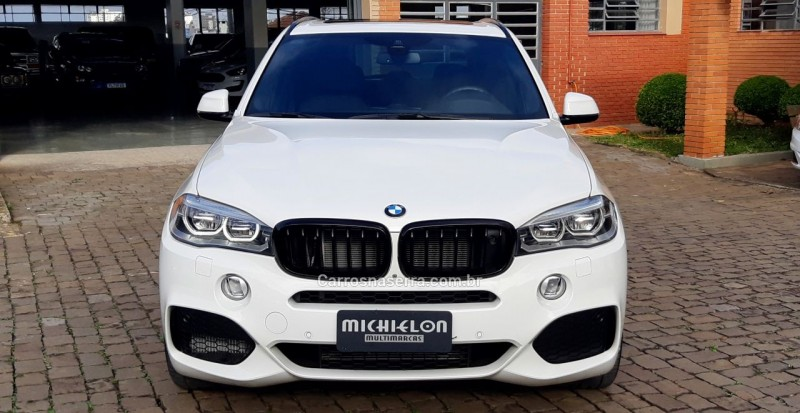 x5 4.4 4x4 50i sport v8 32v gasolina 4p automatico 2014 caxias do sul