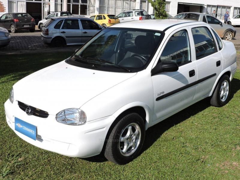 classic 1.0 mpfi vhc life 8v gasolina 4p manual 2005 sao marcos