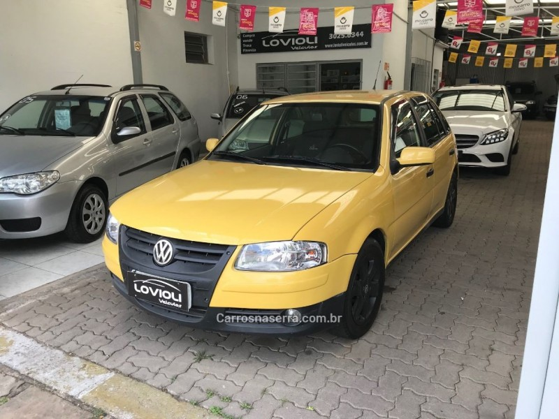 gol 1.6 mi copa 8v flex 4p manual g.iv 2006 caxias do sul