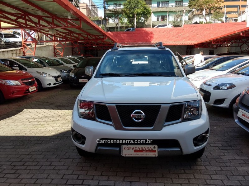 frontier 2.5 se attack 4x2 cd turbo eletronic diesel 4p manual 2015 caxias do sul