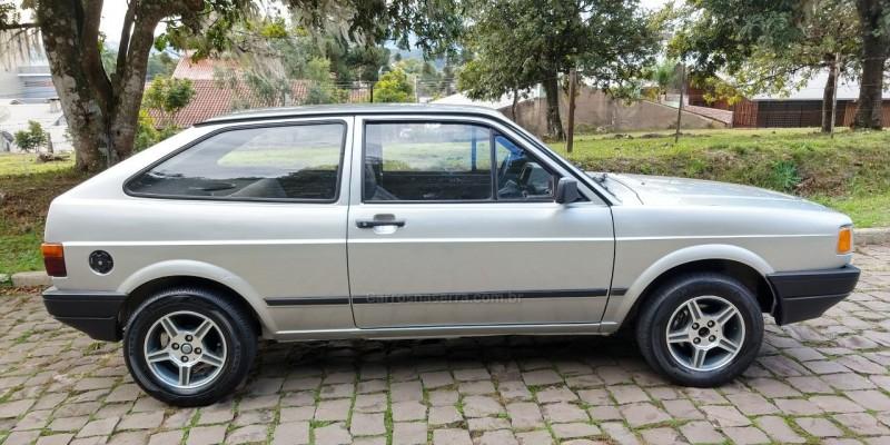 gol 1.6 cl 8v gasolina 2p manual 1991 sao marcos