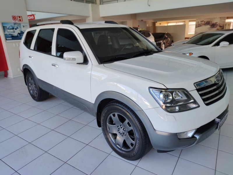 mohave 3.0 4x4 v6 24v turbo diesel 4p automatico 2011 caxias do sul