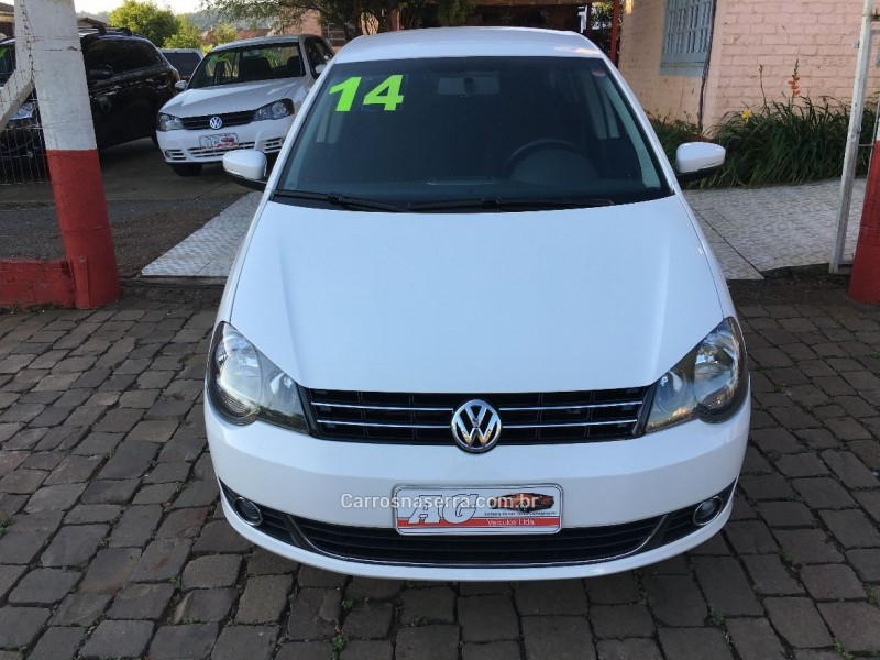 polo 1.6 mi comfortline 8v flex 4p manual 2014 casca