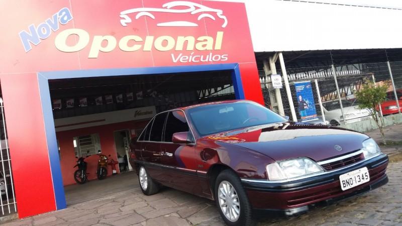 530acbcaece omega 2.0 mpfi gls 8v gasolina 4p manual 1993 caxias do sul