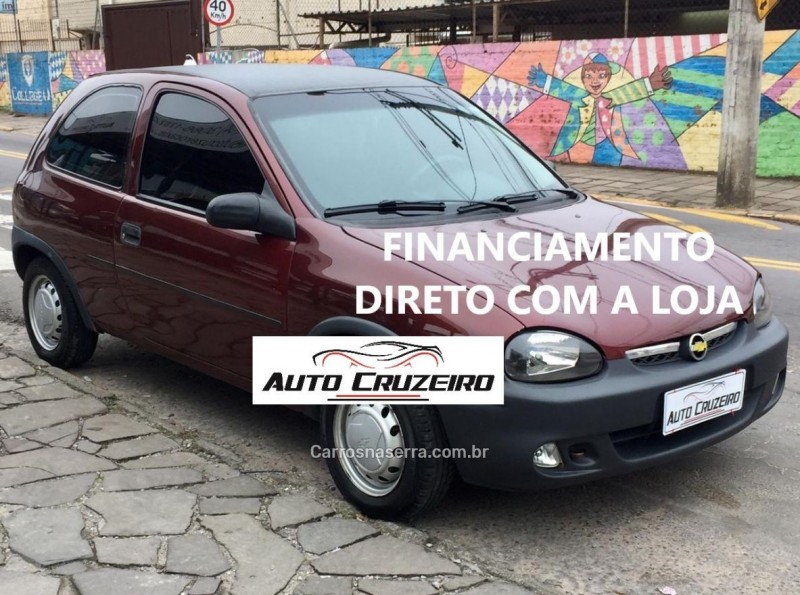 corsa 1.0 mpf wind 8v gasolina 2p manual 1999 caxias do sul