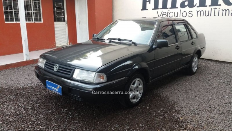 santana 1.8 mi 8v gasolina 4p manual 1998 caxias do sul