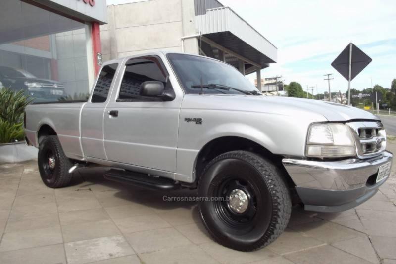 ranger 2.5 xl 4x2 ce 16v turbo intercooler diesel 2p manual 2001 bento goncalves