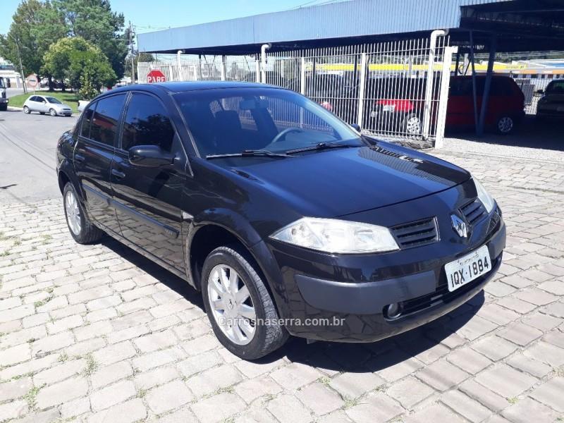 megane 2.0 expression sedan 16v gasolina 4p manual 2011 caxias do sul