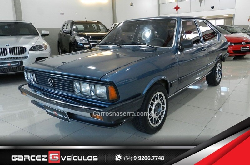 passat 1.6 ls 8v gasolina 2p manual 1983 bento goncalves