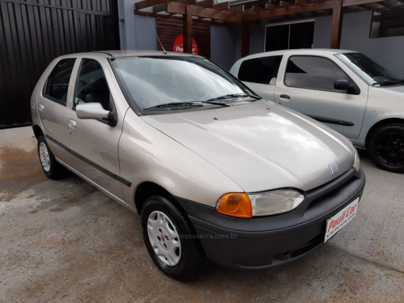 palio 1.0 mpi edx 8v gasolina 4p manual 1997 caxias do sul