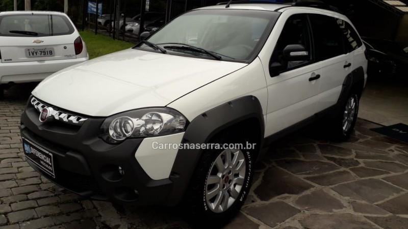 palio 1.8 mpi adventure weekend 8v flex 4p manual 2015 caxias do sul