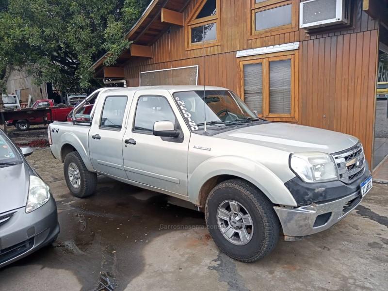 ranger 2.8 xlt 4x4 cd 8v turbo intercooler diesel 4p manual 2011 garibaldi