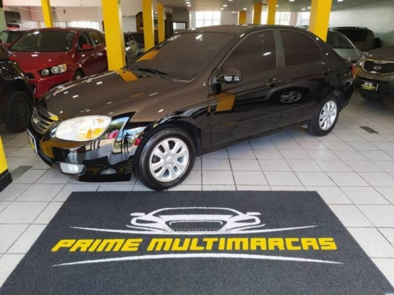cerato 1.6 ex sedan 16v gasolina 4p automatico 2009 caxias do sul