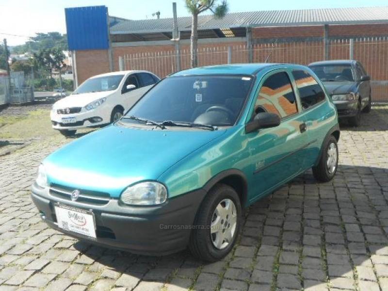 corsa 1.0 mpfi 8v gasolina 4p manual 1998 sao marcos