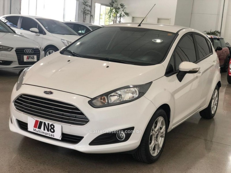 fiesta 1.6 se hatch 16v flex 4p manual 2016 caxias do sul