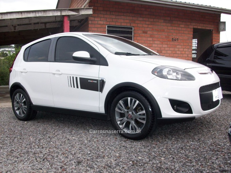 PALIO 1.6 MPI SPORTING 16V FLEX 4P MANUAL - 2015 - FARROUPILHA