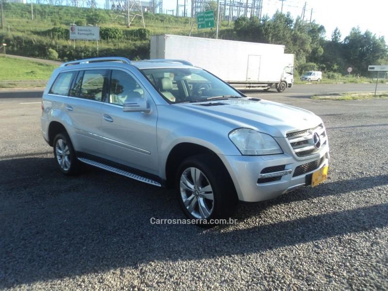 gl 500 4.7 v8 4x4 gasolina 4p automatico 2011 farroupilha