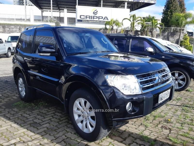 pajero full 3.2 hpe 4x4 16v diesel 2p automatico 2011 farroupilha