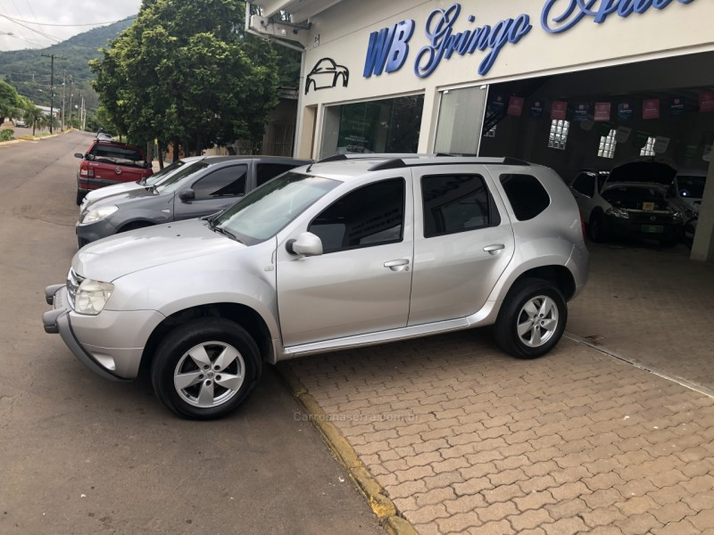 duster 1.6 4x2 16v flex 4p manual 2013 vale real