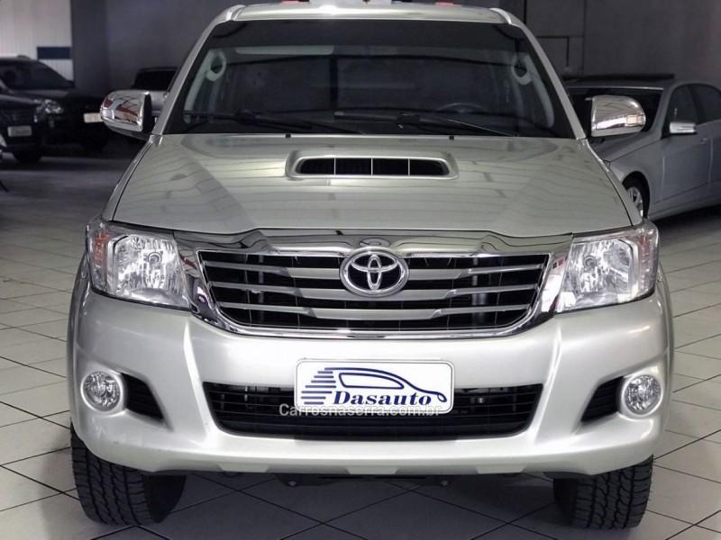 hilux 3.0 srv 4x4 cd 16v turbo intercooler diesel 4p automatico 2013 caxias do sul