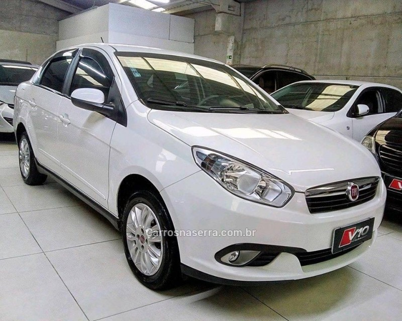 grand siena 1.4 mpi 8v tetrafuel 4p manual 2016 caxias do sul