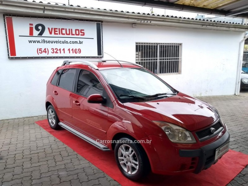 Fiesta 1 0 Mpi Trail Hatch 8v Flex 4p Manual 2008