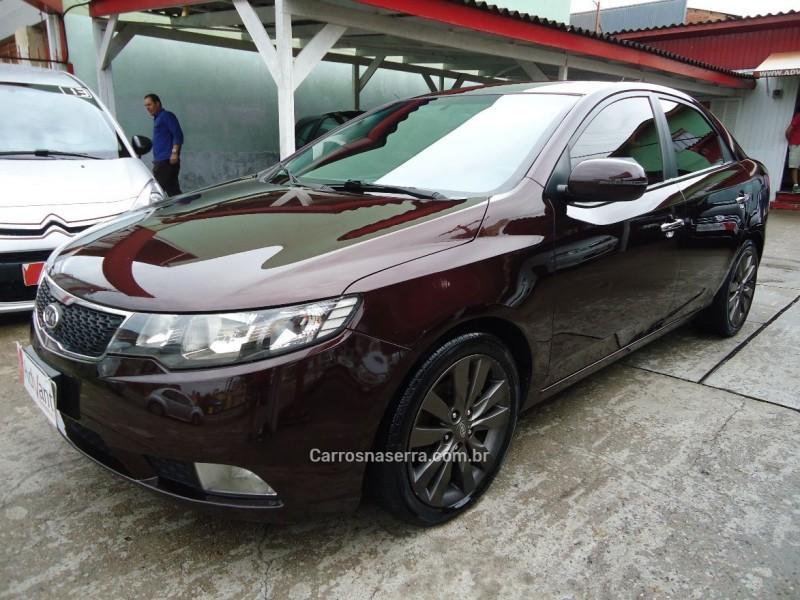 cerato 1.6 sx3 16v gasolina 4p manual 2011 caxias do sul