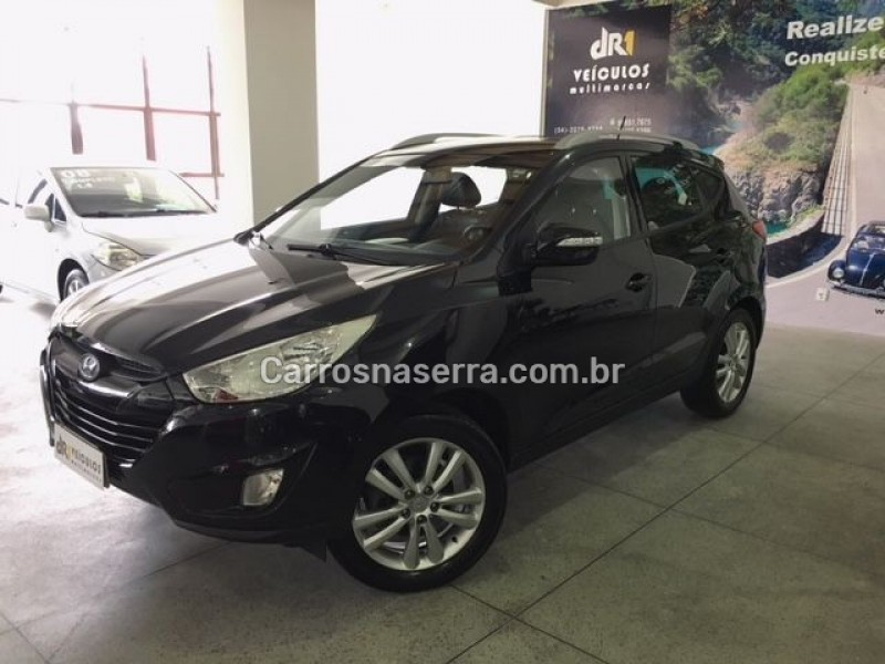ix35 2.0 mpi 4x2 16v flex 4p manual 2012 caxias do sul