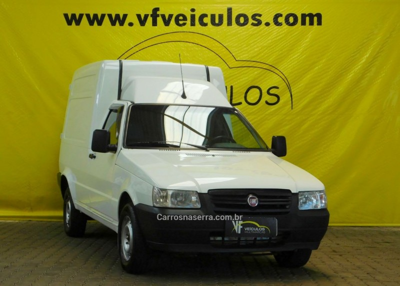 fiorino 1.3 mpi fire furgao 8v gasolina 2p manual 2009 caxias do sul