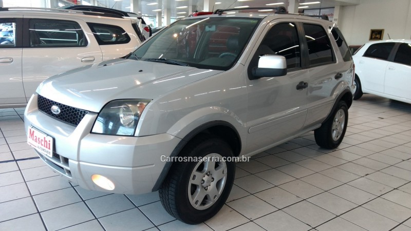 ecosport 2.0 xlt 16v flex 4p manual 2004 caxias do sul
