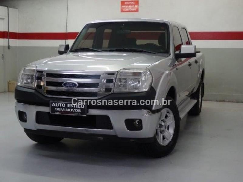 ranger 3.0 xlt 4x2 cd 16v turbo eletronic diesel 4p manual 2010 caxias do sul