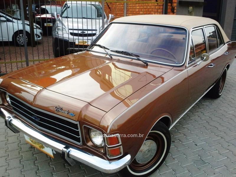 opala 2.5 de luxo 8v gasolina 4p manual 1979 caxias do sul