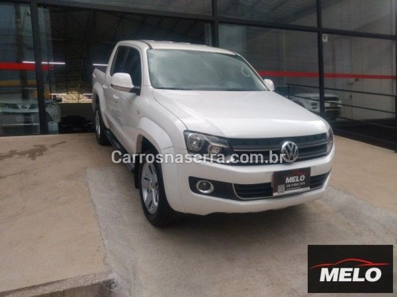 amarok 2.0 highline 4x4 cd 16v turbo intercooler diesel 4p automatico 2012 vacaria