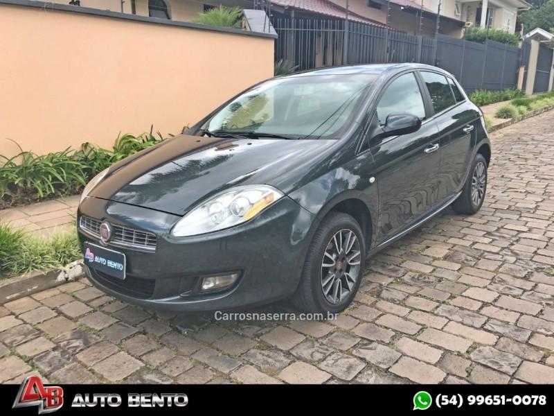 bravo 1.8 essence 16v flex 4p manual 2012 bento goncalves