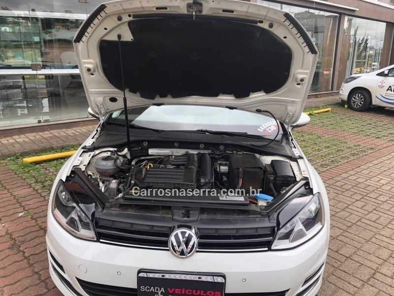 golf 1.4 tsi highline 16v gasolina 4p automatico 2014 caxias do sul
