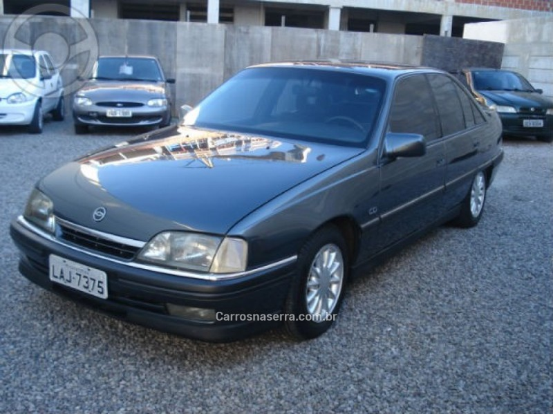 omega 3.0 mpfi cd 12v gasolina 4p manual 1996 caxias do sul
